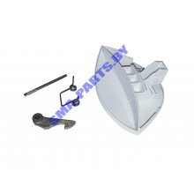 Ручка дверцы люка для стиральной машины Индезит ( Indesit ) 075323 / C00075323