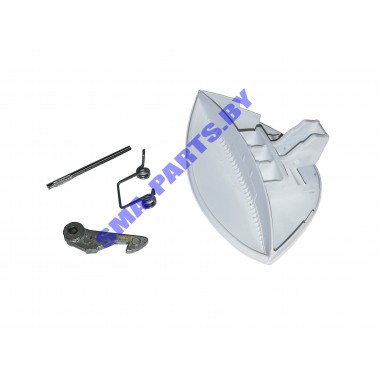 Ручка дверцы для стиральной машины Indesit C00075323