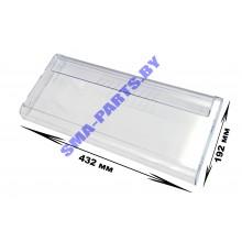 Панель (крышка, щиток) ящика морозильной камеры для холодильника  Bosch (Бош), Siemens (Сименс) 00664381, 664381