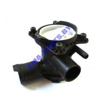 Камера, улитка насоса ( помпа, моторчик откачки воды ), сливная пробка, фильтр насоса, крышка для стиральной машины Bosch ( Бош ), Siemens ( Сименс ) 144971 / 00144971
