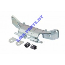 Петля ( навеса, шарнир, кронштейн ) загрузочного люка, дверцы для стиральной машина Bosch ( Бош, Maxx4, Maxx5, Maxx6, Maxx7 ), Siemens ( Сименс )  153150 / 00153150