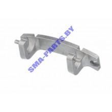 Петля ( навеса, шарнир, кронштейн ) загрузочного люка, дверцы для стиральной машина Bosch ( Бош, Maxx4, Maxx5, Maxx6, Maxx7 ), Siemens ( Сименс ) 171269 / 00171269
