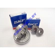 Подшипник для стиральной машины 6204 zz skf ( 20*47*14 мм )