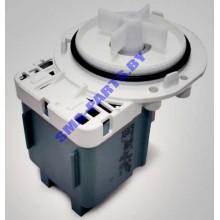 Сливной насос ( откачивающий насос, помпа ) для стиральной машины Ардо ( Ardo ) 651016154 фишки раздельно