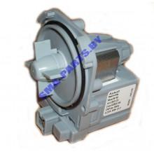 Сливной насос ( откачивающий насос, помпа ) для стиральной машины Bosch, Maxx 4 ( Бош, Макс 4 ), Bosch, Maxx 5 ( Бош, Макс 5 ), Logixx, Sensitive ( Логикс, Сенситив ) без улитки 141874 / 00141874