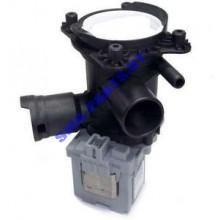Сливной насос ( откачивающий насос, помпа ) для стиральной машины Bosch, Maxx, Logixx, Sensitive ( Бош, Макс, Логикс, Сенситив ), Siemens ( Сименс ) в сборе с улиткой 144971, 144777