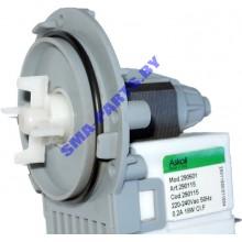 Сливной насос ( откачивающий насос, помпа ) для стиральной машины Zanussi ( Занусси ), Electrolux ( Электролюкс ), Priveleg ( Привелег ), AEG ( Аег ) 290601