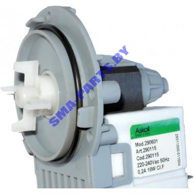 Насос для стиральной машины Zanussi, Electrolux, Priveleg, AEG 290601