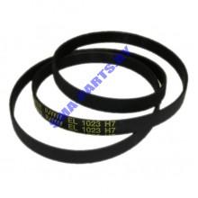 Ремень L-1023 H7 EL привода барабана ( приводной ремень )  для стиральной машины Ардо ( Ardo ) 416004100