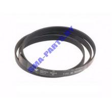 Ремень L-1151 H7 привода барабана ( приводной ремень )  для стиральной машины Бош ( BOSCH ), Зенкер ( ZANKER )