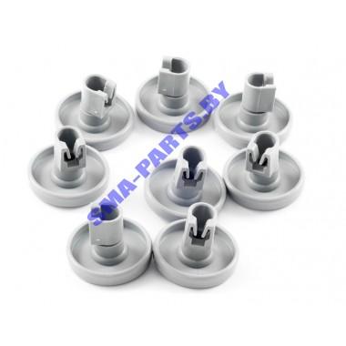 Ролики корзины для посудомоечной машины Electrolux (Электролюкс), Zanussi (Занусси), Aeg (Аег) 50286965004 не оригинал