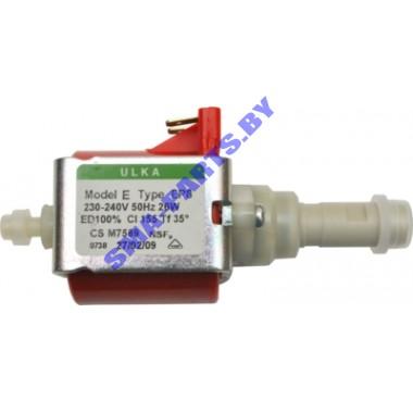 Вибрационный насос ULKA для моющего пылесоса, кофемашины CS M7589, EP8, 26W